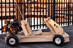 The Flatworks | So Here's a Build-Your-Own Go-Kart Kit | National | NTL | Product