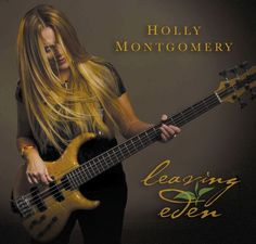 "Holly Montgomery with ""Leaving Eden"""