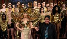 http://Rocky Gathercole – NYFW Fall/Winter 2016 Collection