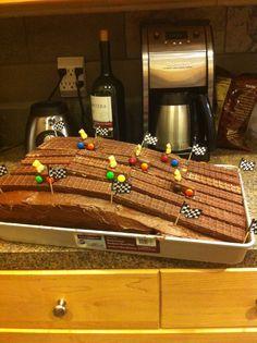 Cub scout cake