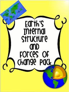 This is a 20 page packet Earth's Internal Structure and changes to Earth's surface (mountains, volcanoes, earthquakes)This packet contains the a study guide, assessment, two activities, foldables,and posters!