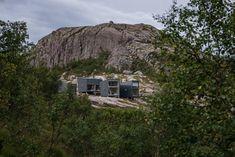 Weit weg - Fjordhütten in Norwegen