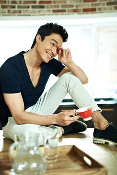 Daniel Henney Interview, Mochi Magazine Fall 2012