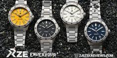 RZE Endeavour Ti 1 Titanium Watches, Accessories, Jewelry Accessories