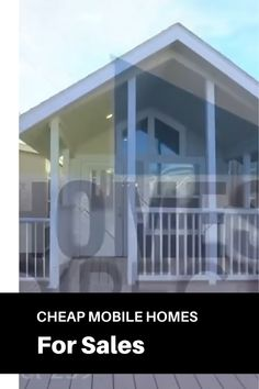 Find new cheap mobile homes for sale near your city Cheap Mobile Homes, Mobile Homes For Sale, Modular Homes, Square Feet, Floor Plans, Construction, Exterior, Bedroom, City