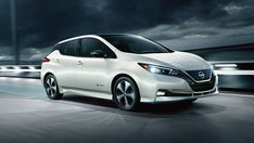 The all-electric Nissan LEAF is packed with Nissan Intelligent Mobility technology. The Pro Pilot Assist technology lets you preset your following distance and helps to keep you centered in your lane for an easier drive.