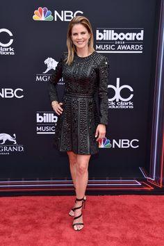 Natalie Morales, Billboard Music Awards, Affair, Red Carpet, Singer, Celebrities, Dresses, Women, Fashion