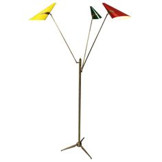 Italian Floor Lamp from the Fifties | From a unique collection of antique and modern floor lamps  at http://www.1stdibs.com/furniture/lighting/floor-lamps/