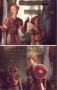 Dragon Age Origins (Dalish Elf Origin) - wow ok I didn't need my heart anyways (still not over Tamlen)