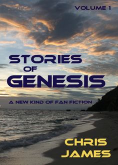 Stories of Genesis, Vol. 1, front cover