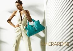 GHERARDINI'S TOPKAPI HANDBAG HITS A TOP NOTE WITH THE GREEN PEBBLES GIRLS THIS SUMMER  http://www.greenpebblesblog.com/2013/03/gherardinis-topkapi-hits-top-note-with.html