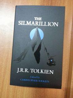 The Silmarillion #LOTR #JRRTolkien