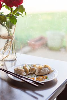 How to make dumplings {a step by step guide with .gifs} | Sprinkle with Salt