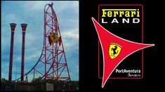 Ferrari Land: Red Force. Atracciones y espectáculos