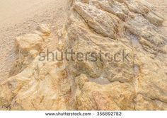"Rocks beside the beach at ""Kalim bay"" , Phuket, Thailand - stock photo"