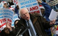 Bernie Sanders Obliterates Jeb Bush For Telling Workers To Work Longer Hours