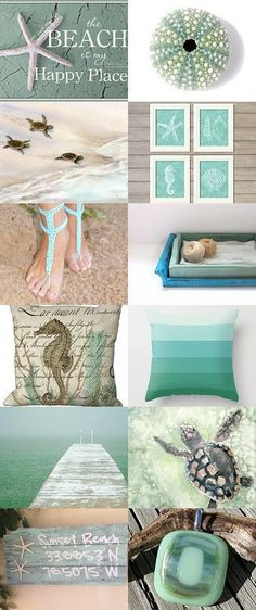 Tranquility by Wanda on Etsy ~ featuring beach cottage life photography