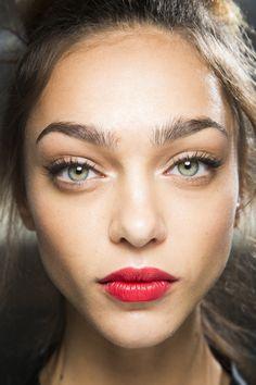 Dolce & Gabbana Spring 2016 Ready-to-Wear Beauty Photos - Vogue#32#32#32