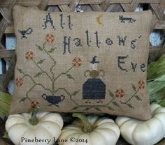 All Hallows' Eve ~ Pineberry Lane