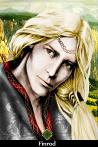 Finrod Felagund, founder king of Nargothrond