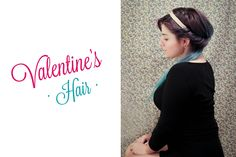 Teardrops Are Falling: · Valentine's Hair ·