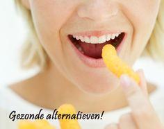 Gezonder eten is vaak een kwestie van slimmer inkopen. Voor veel ongezonde voedingsmiddelen is een gezonder en lekker alternatief beschikbaar. Acht voorbeelden! http://www.gezondheidsnet.nl/alles-over-afvallen/gezonde-alternatieven-voor-ongezonde-voeding