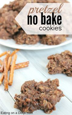 Try this delicious Pretzel No Bake Cookie Recipe. It has the regular flavor of a no bake cookies combined with the salty pretzel that we all love. Perfect for the holidays.