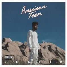 American Teen, debut album by Khalid. A tinge of nostalgia with the album title script font, or implying something deeply personal and story-driven like writing from a diary. Can definitely be applicable to this Rap Album Covers, Iconic Album Covers, Music Covers, Classic Album Covers, Box Covers, Bedroom Wall Collage, Photo Wall Collage, Picture Wall, Teen Stuff