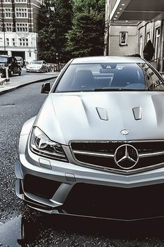 Mercedes C63 Black Series