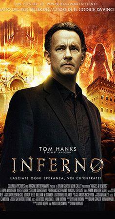 INFERNO (2016) V.E. - La nueva entrega del simbolista Robert Landong (Dan Brown) visita Florencia, Venecia y Estambul. Muy entretenida.