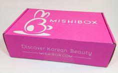 MISHIBOX Korean Beauty Box Review July 2016 - hello subscription