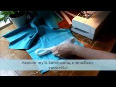 Ystävälläni on jo pitkän aikaa ollut haaveena opetella ompelemaan housut. Joskus itselle