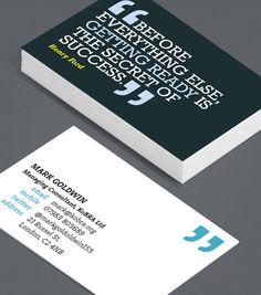 Moo.com Business Card Designs