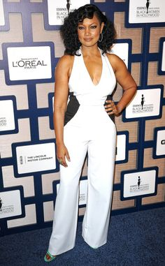 garcelle beauvais, The 8th Annual ESSENCE Black Women In Hollywood Luncheon, fashion, celebrity style, inspiration, red carpet look