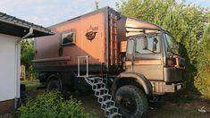 Diy Camper, Truck Camper, Camper Trailers, Campers, Off Road Camping, 4x4 Off Road, Lifted Trucks, Pickup Trucks, 5 Million Dollars