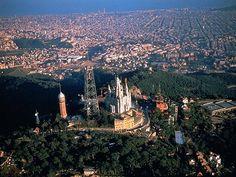 tourism + funicular   Tibidabo está dibidido en 6 zonas, de las cuales 5 de ellas ...