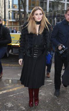 The Olivia Palermo Lookbook : LFW : Olivia Palermo At London Fashion Week