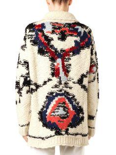 Isabel Marant Étoile Serra knitted jacket