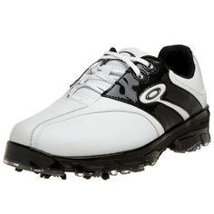 new style 9a885 d2d22 Mens Golf Shoes Idea   Oakley Mens Superdrive Golf ShoeWhiteBlack75 M US --  Details can