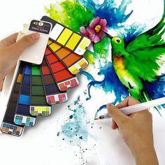 TrueArt™ Premier Watercolor Kit