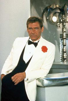 Harrison Ford as Indiana Jones