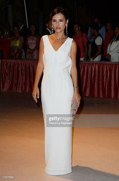 Photo d'actualité : Jury member Virginie Ledoyen attends the Opening...