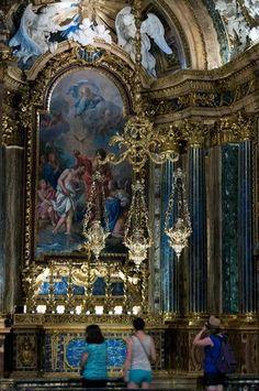 Capela de S João Baptista #lisboa #portugal ©Luis Novo