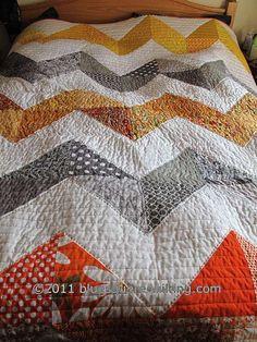 half square triangle LOVE