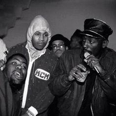 Biz Markie, LL Cool J, Guru & Big Daddy Kane