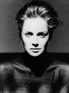1994 Sharon Stone by  Victor Skrebneski