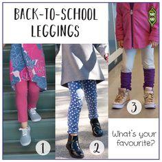 Leggings, School, Long Johns, Schools, Tights, Running Tights