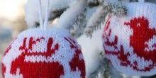 Haakpatroon kerstbal haken en kerstballen breien - Hobby