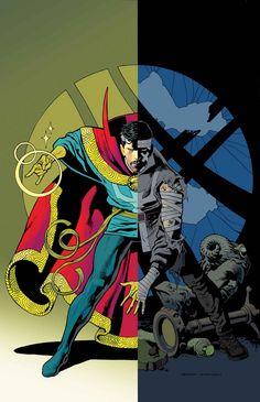 Dr. Strange   Marvel Comics AUGUST 2016 Solicitations   Newsarama.com