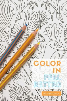 """Obviously we've all heard that """"coloring is relaxing"""", but do we really think that? There's only one way you can be sure! I invite you today to try some coloring pages from Anna Grunduls Design. These very intricate illustrations are created with a highest attention to detail and harmony! The pictures are designed to enable creative meditation and relief stress and even though they seem very challenging, the coloring flow is amazing. Check them out!"""